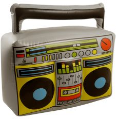 ACCESSORIES/INFLATABLES/Inflatable Boom Box 44 X 38cm