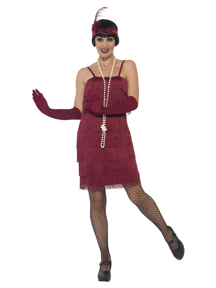 WOMAN/DECADES/1920'S/FLAPPER COSTUME