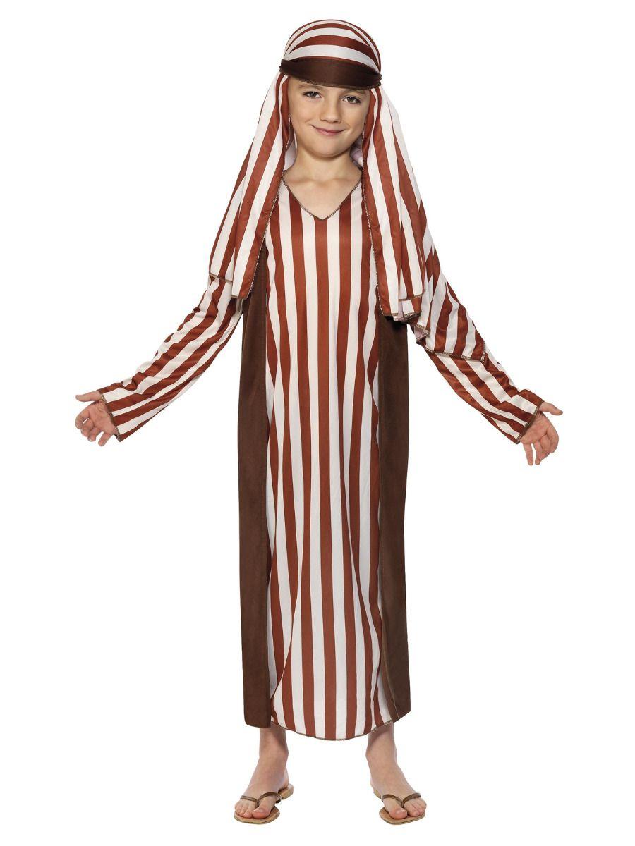 BOYS/CHRISTMAS/Shepherd Costume, Brown