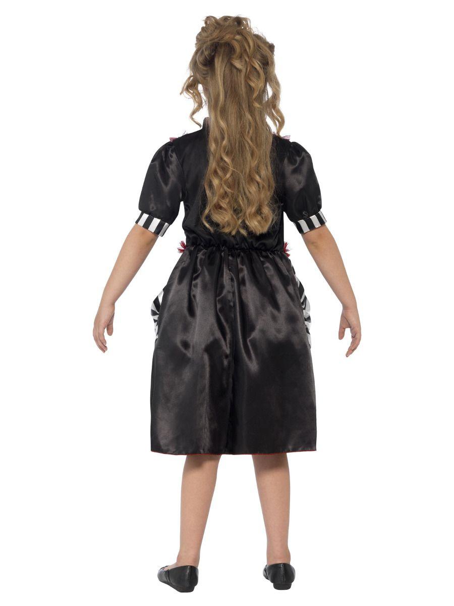GIRLS/HALLOWEEN/Sugar Skull Costume, Black