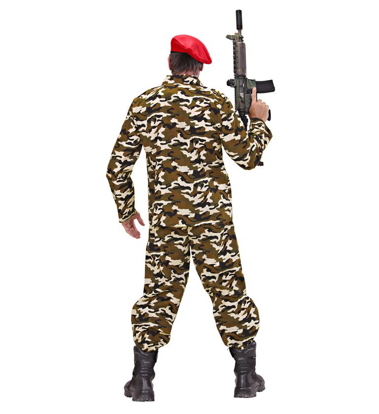 MENS/UNIFORMS/SOLDIER (coat pants basco)
