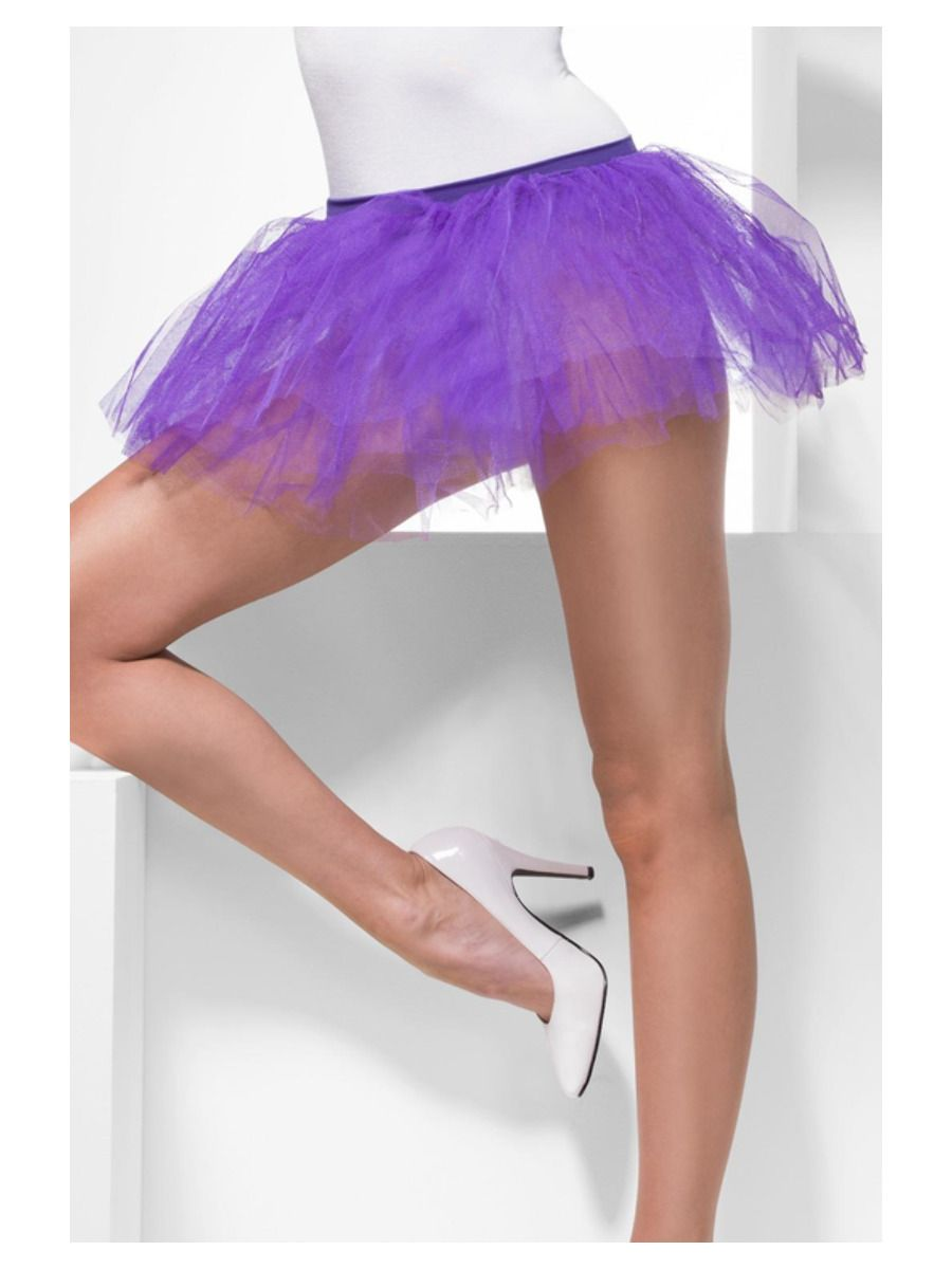 WOMAN/TUTU'S/ Tutu Underskirt, Purple