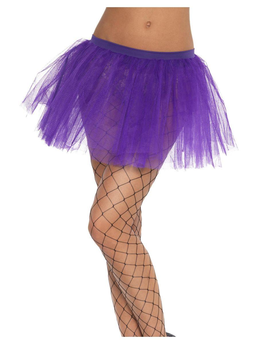 WOMAN/TUTU'S/ Tutu Underskirt, Purple