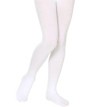 GIRLS/TIGHTS/PANTYHOSE CHILD SIZES - WHITE