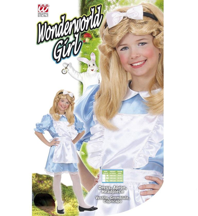GIRLS/FILM & TV/ WONDERWORLD GIRL