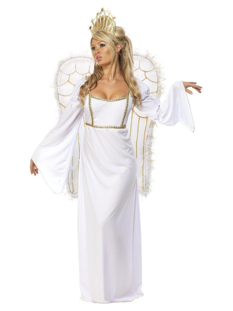 WOMAN/CHRISTMAS/ANGEL