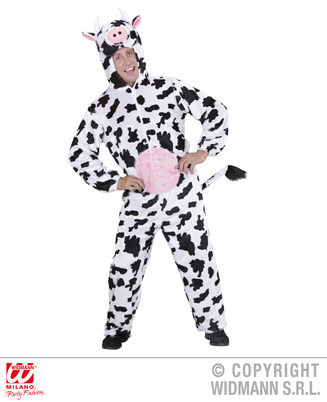 MENS/ANIMALS/ PLUSH COW