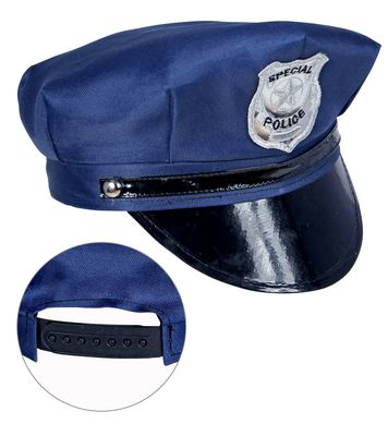 ACCESSORIES/HATS & HEADBANDS/POLICE HAT CHILD SIZE