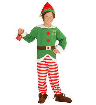BOYS/CHRISTMAS/SANTAS LITTLE HELPER Childrens