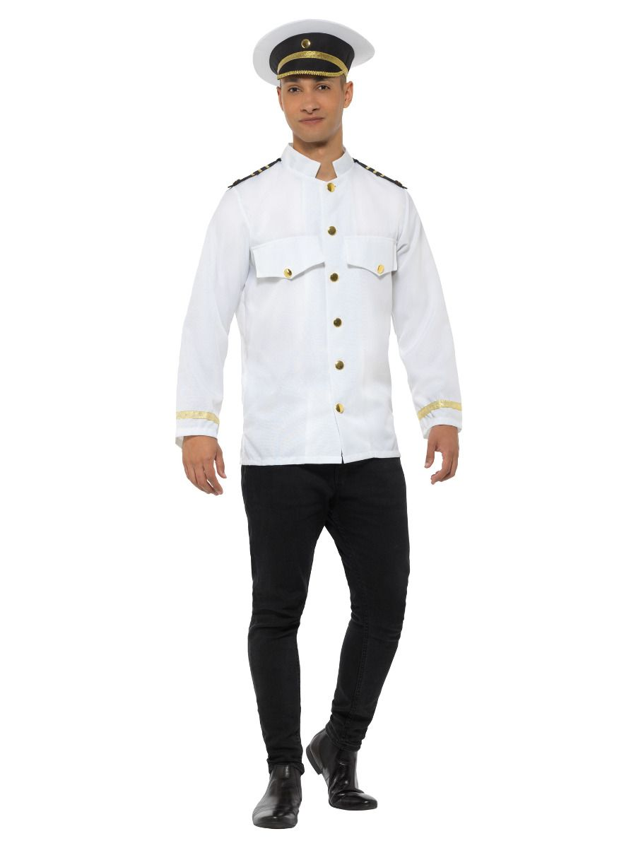 MENS/UNIFORM/CAPTAIN JACKET