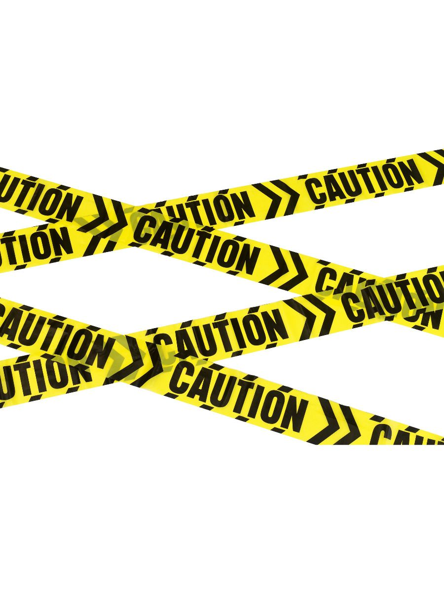 ACCESSORIES/HALLOWEEN/PROPS/CAUTION TAPE
