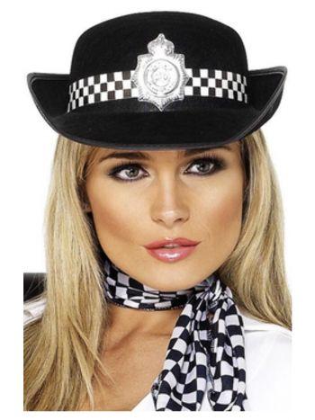 ACCESSORIES/HATS & HEADBANDS/hat police ladies
