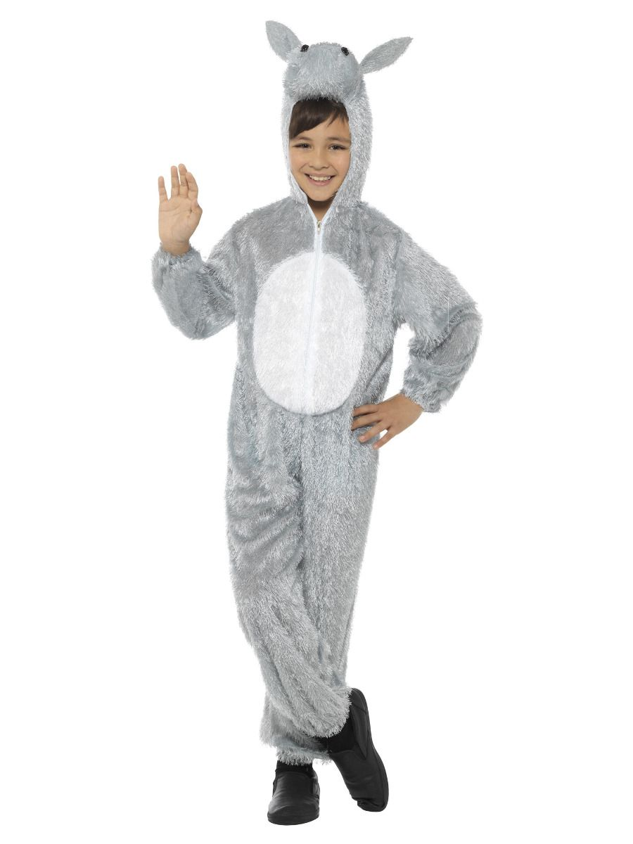 BOYS/ANIMALS/Donkey Costume, Grey