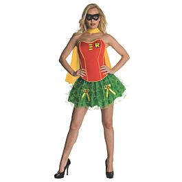 WOMAN/SUPER HEROS/ROBIN CORSET