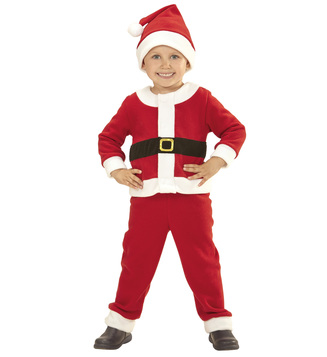 INFANTS/CHRISTMAS/Santa Child Boys -0-9MTHS