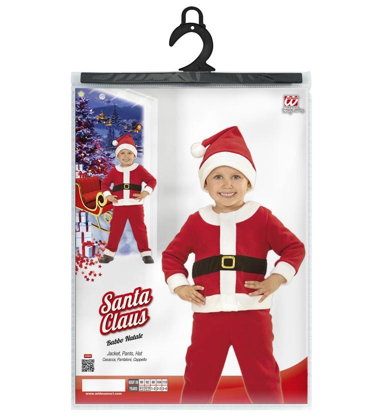 INFANTS/CHRISTMAS/Santa Child Boys -0-9MTHS