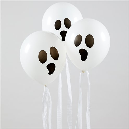 ACCESSORIES/HALLOWEEN/PROPS/GHOST BALLOON KIT