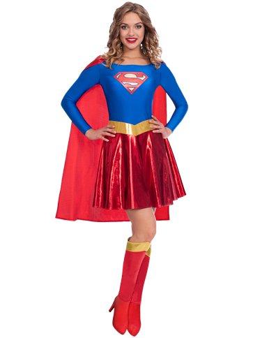 WOMAN/SUPER HEROS/SUPERGIRL