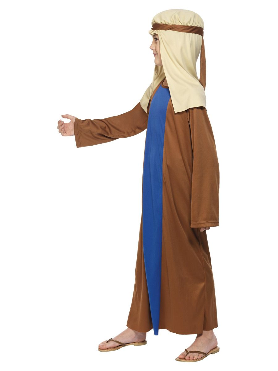BOYS/CHRISTMAS/Joseph Costume, Brown