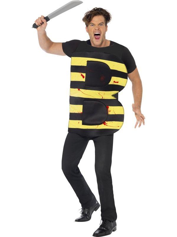 MENS/HALLOWEEN/killer Bee
