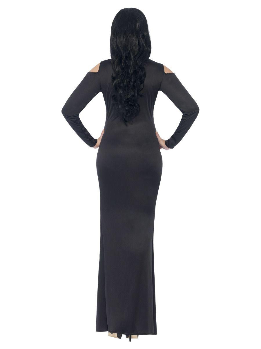 WOMAN/HALLOWEEN/Curves Skeleton Costume, Black