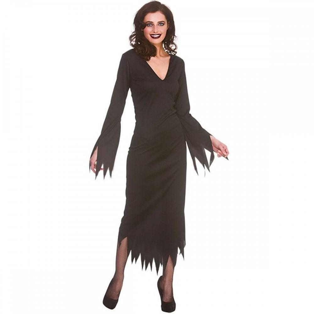 WOMAN/HALLOWEEN/ Gothic Dress - Long