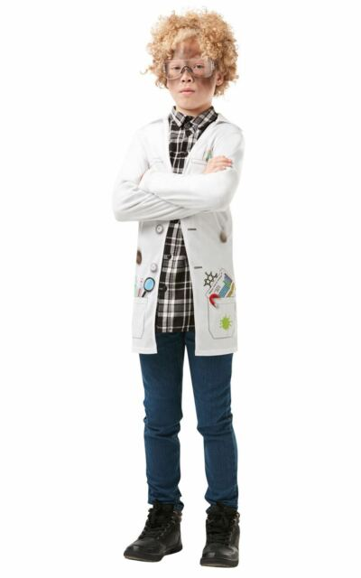 BOYS/UNIFORMS/CHARACTER MAD SCIENTIST CHILD