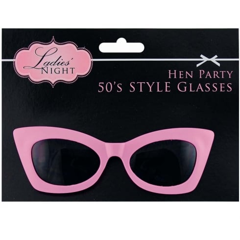 ACCESSORIES/GLASSES/PINK GLASSES