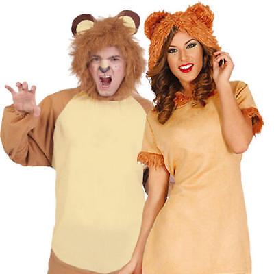 MENS/ANIMALS/LION
