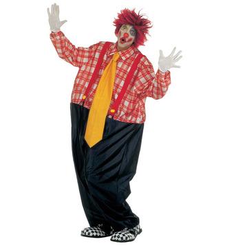 MENS/CLOWNS & CIRCUS/ Fat Clown