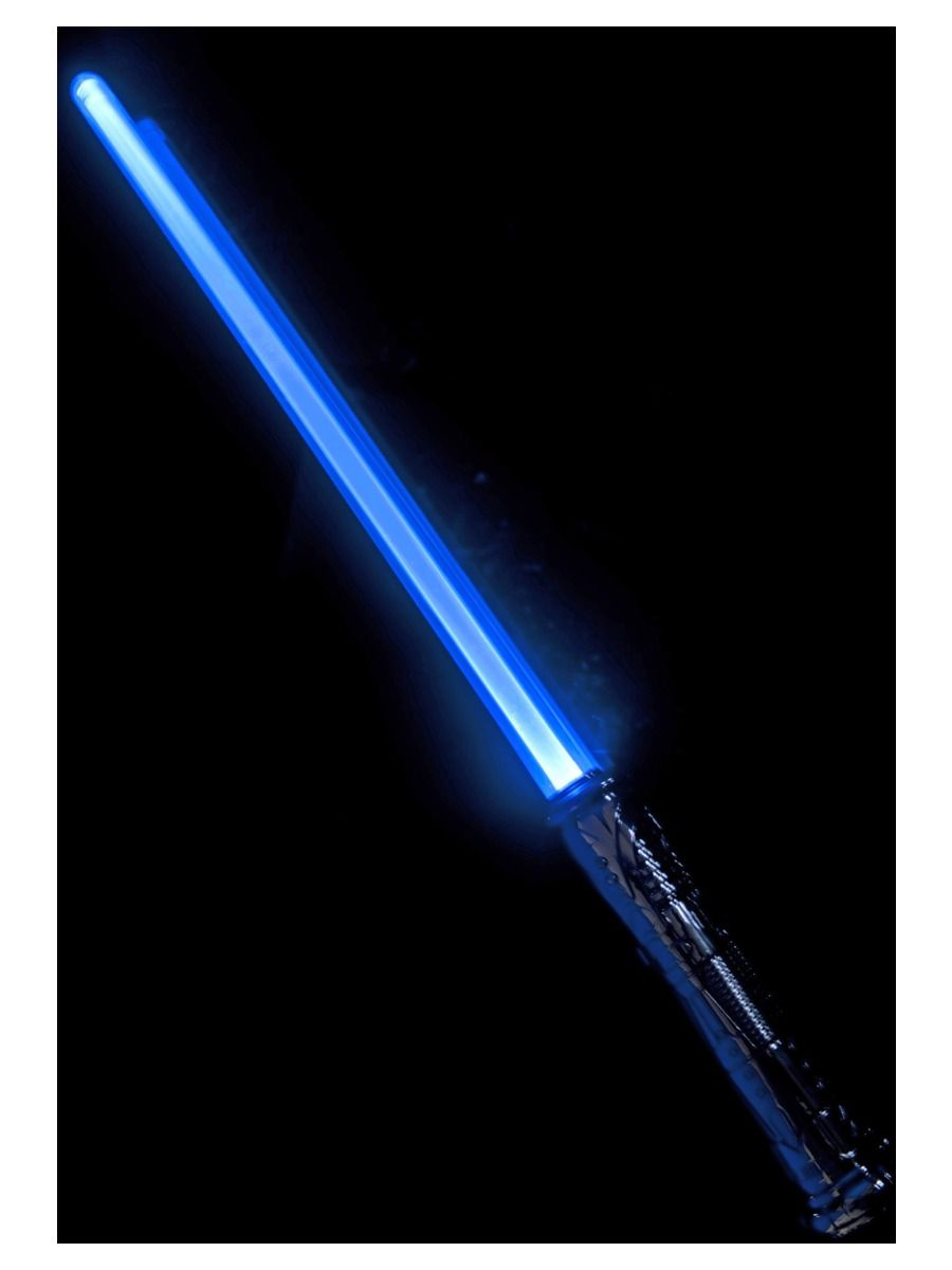 ACCESSORIES/GUNS & WEAPONS/Space Sword, Light Up, Multi-ColouredFlashing sword