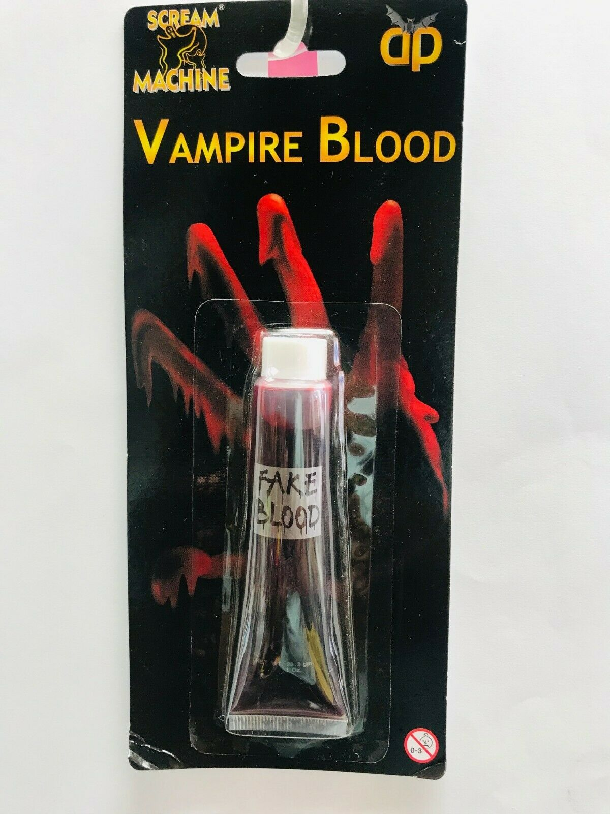 MAKEUP/SCARS & WOUNDS /BLOOD CAPSULES