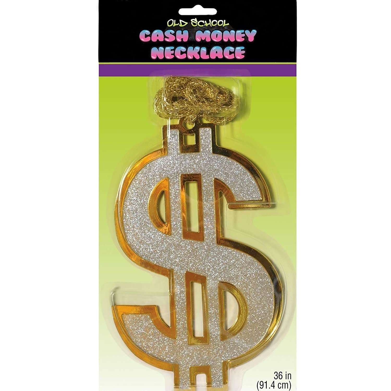 ACESSORIES/JEWELLERY/ CASH MONEY NECKLACE