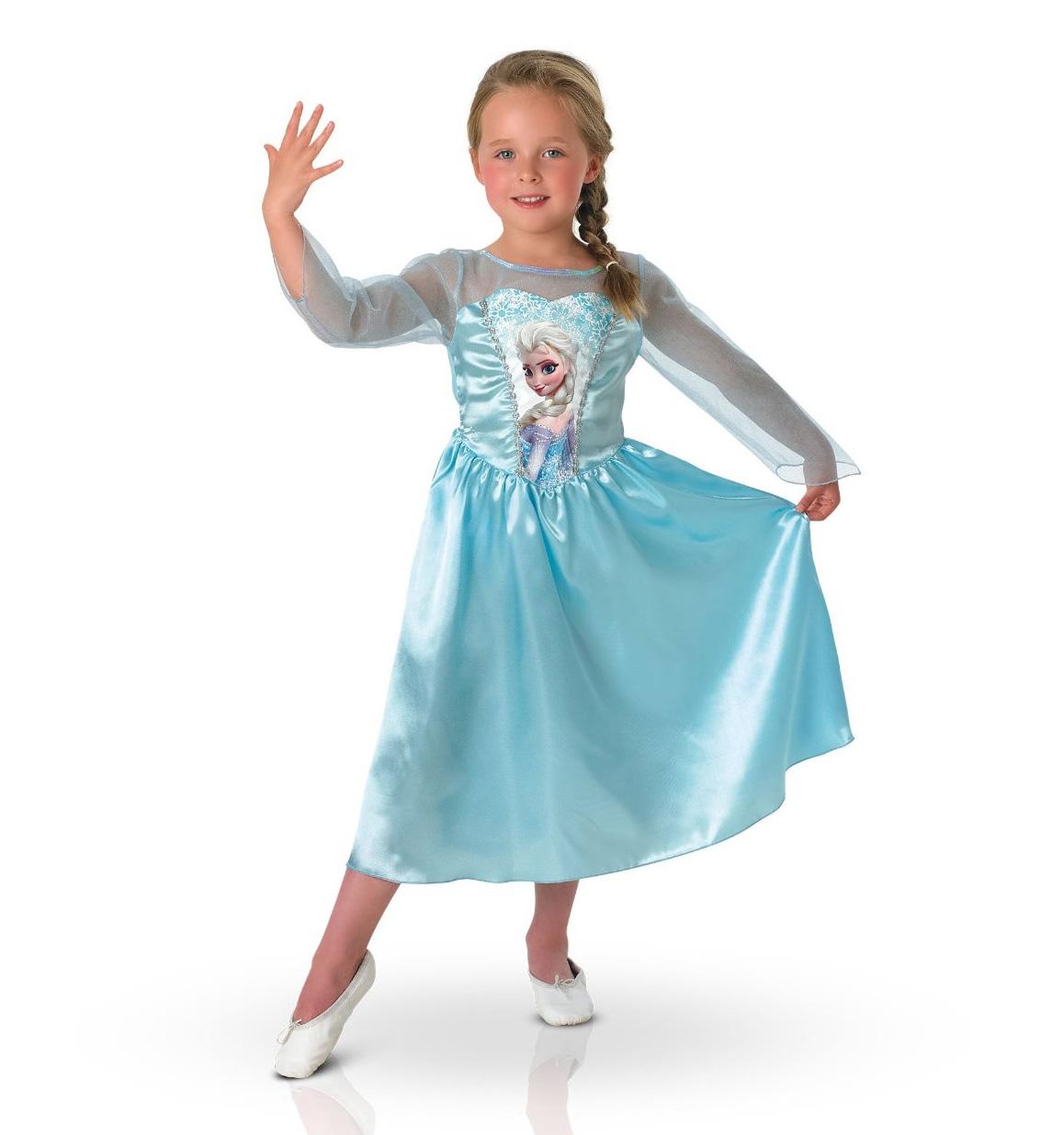 GIRLS/FAIRYTALE/ Frozen, Elsa (Snow Queen) (child) classic