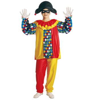 MENS/CLOWNS & CIRCUS/ Harlequin Costume