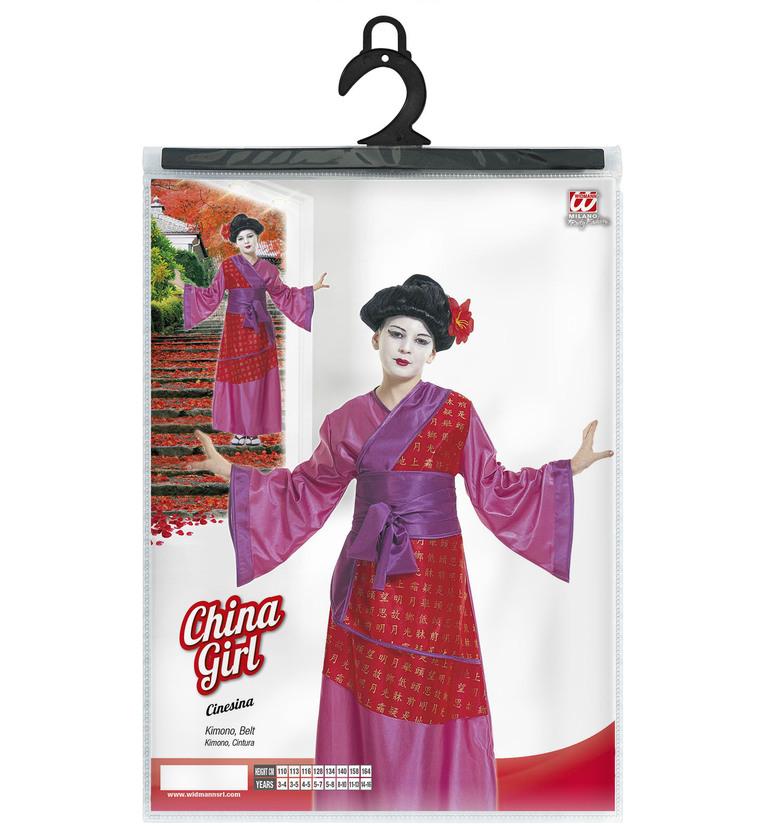 GIRLS/COUNTRIES/ CHINA GIRL COSTUME Childrens