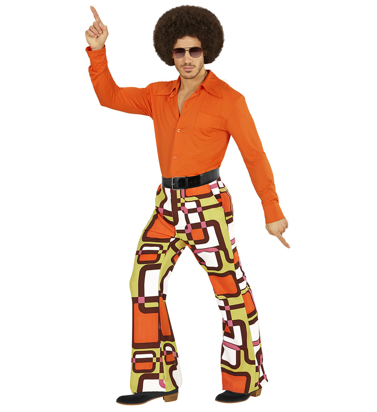 MENS/DECADES/1970S/GROOVY 70s MAN PANTS - TUBES
