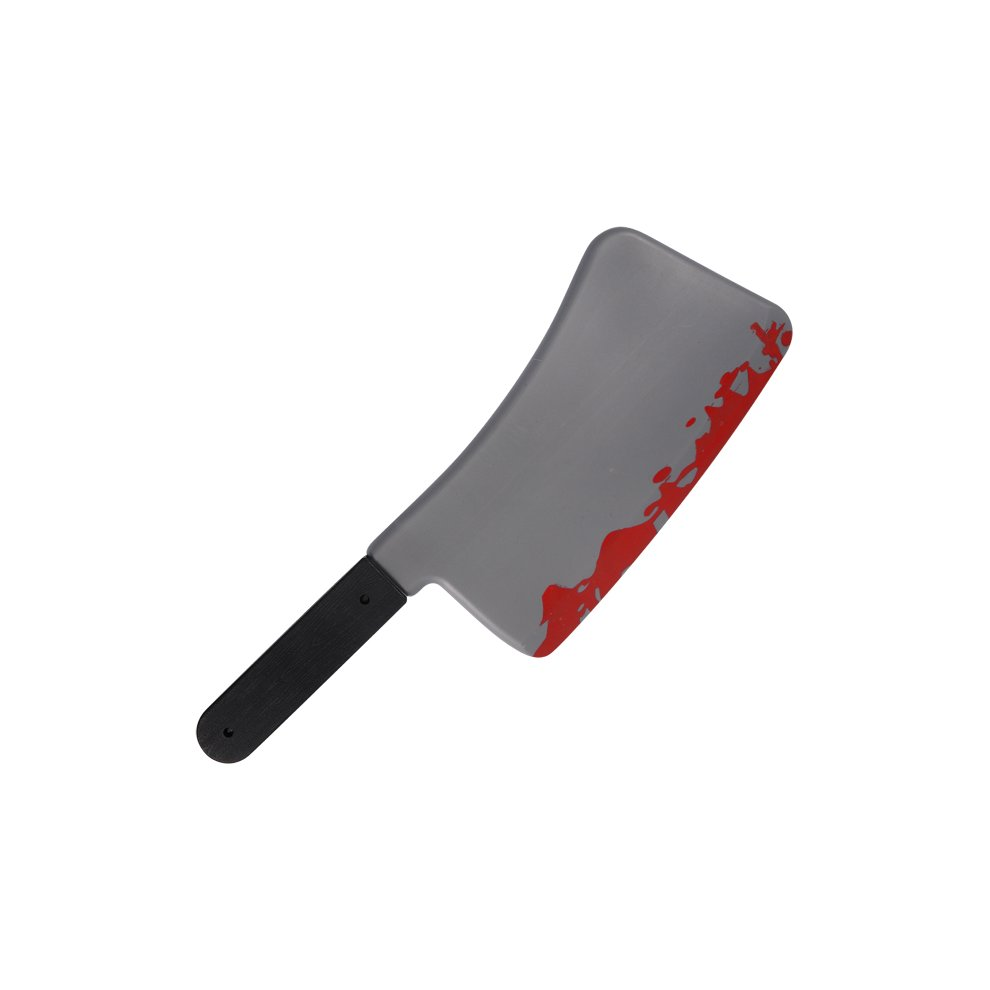ACCESSORIES/HALLOWEEN/PROPS/Bloody Cleaver Knife