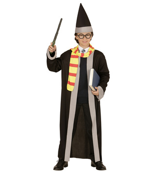 BOYS/TV & FILM/WIZARD (robe scarf hat) Childrens