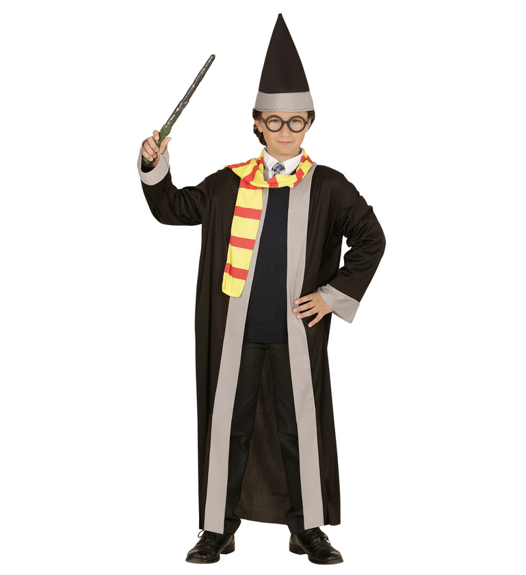 BOYS/TV & FILM/WIZARD (robe scarf hat) Childrens