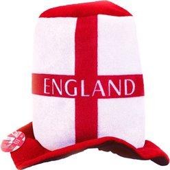 ACCESSORIES/HATS&HEADBANDS/ ENGLAND TOP HAT