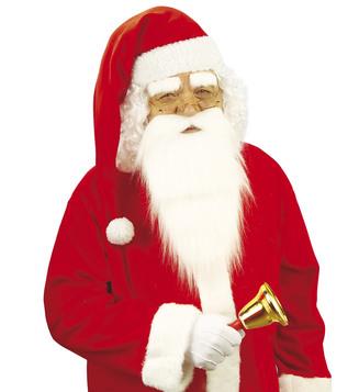 ACCESSORIES/CHRISTMAS/ SANTA HAT EXTRA LONG 65cm