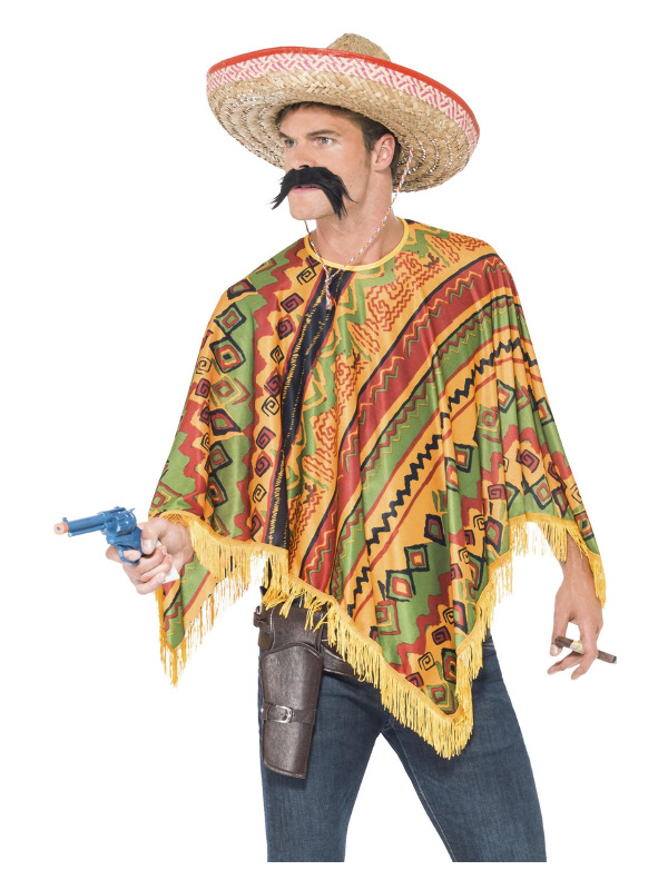 MENS/COUNTRIES/MEXICAN PONCHOS