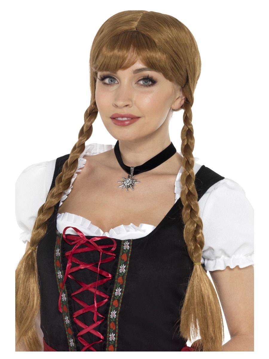 ACCESSORIES/JEWELLERY/ Bavarian Frõulein Choker, Black