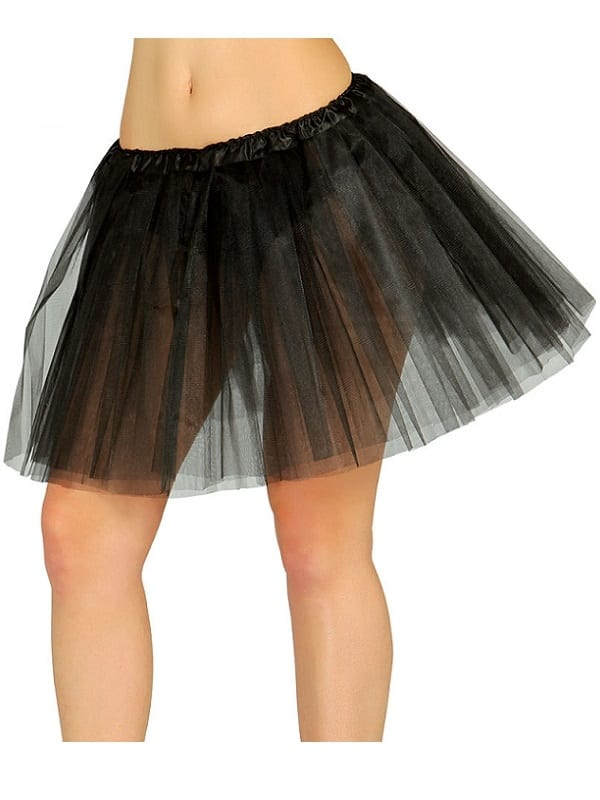 WOMAN/TUTU'S/ Tutu Black Underskirt