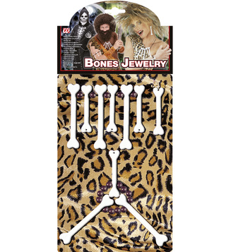 ACCESSORIES/JEWELLERY/BONE JEWELLERY SET
