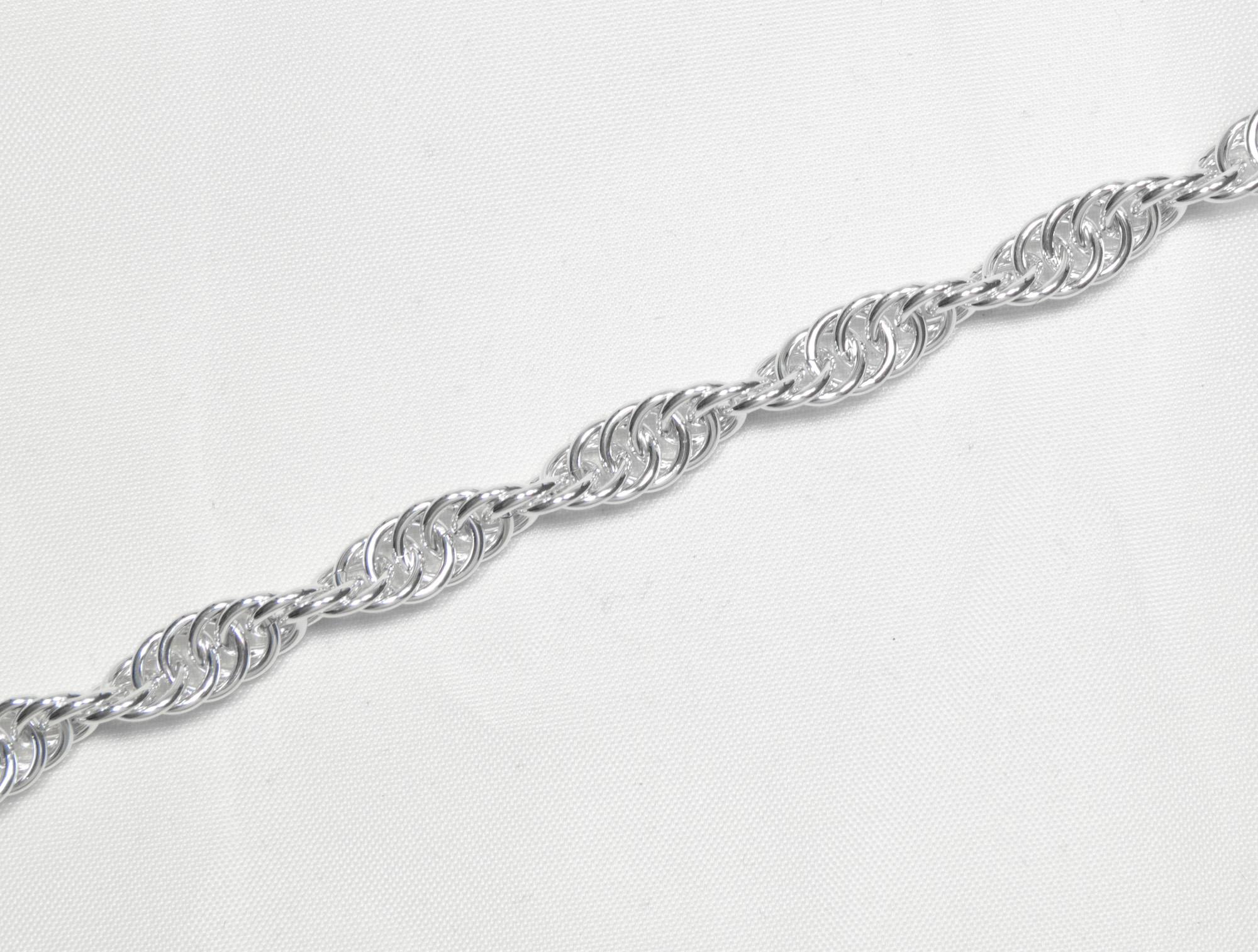Rep - kjede sølv