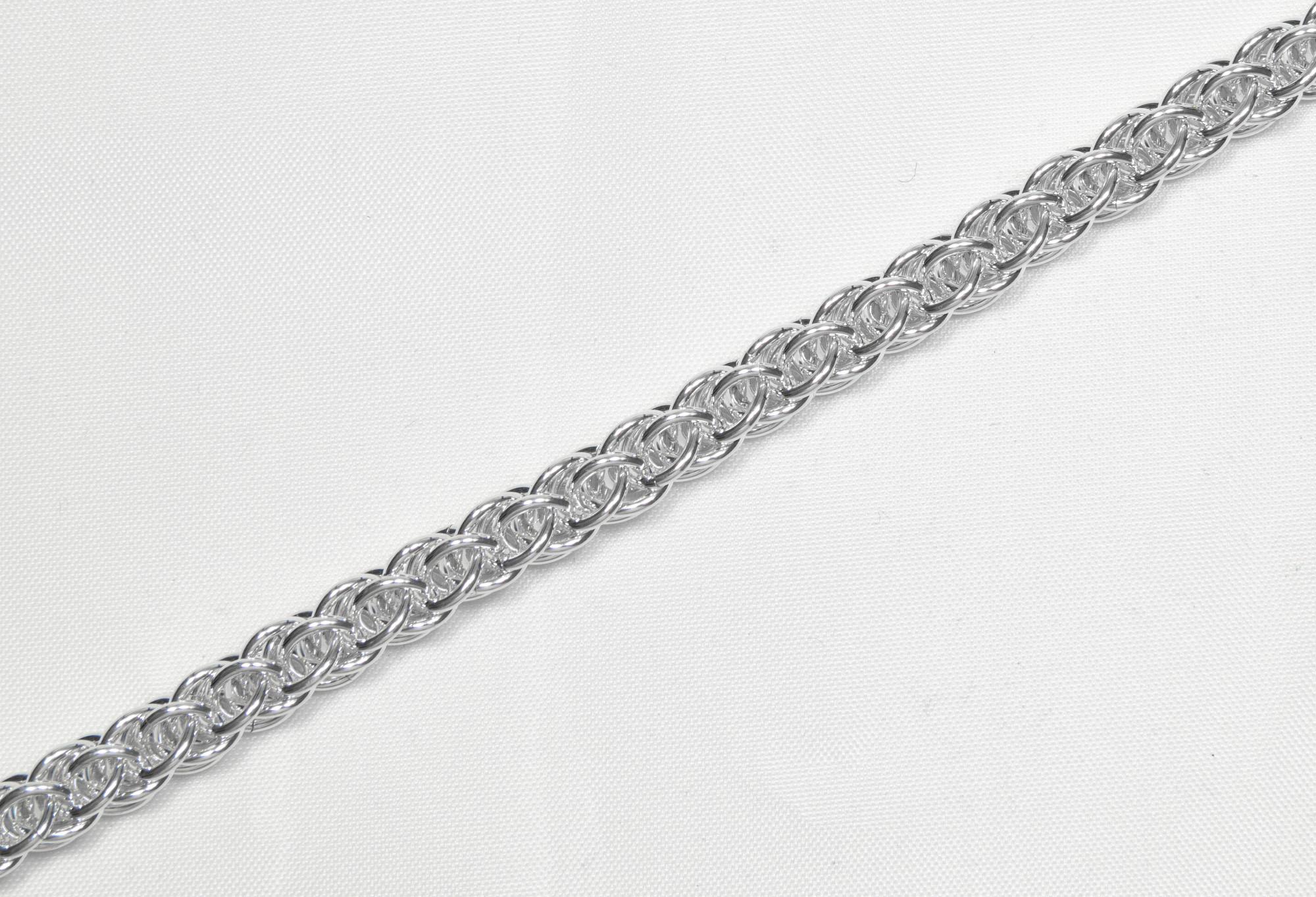 Vår - armbånd sølv
