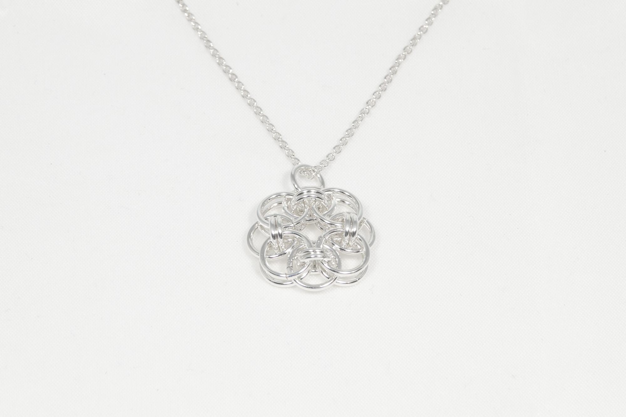 Parallell - anheng sølv