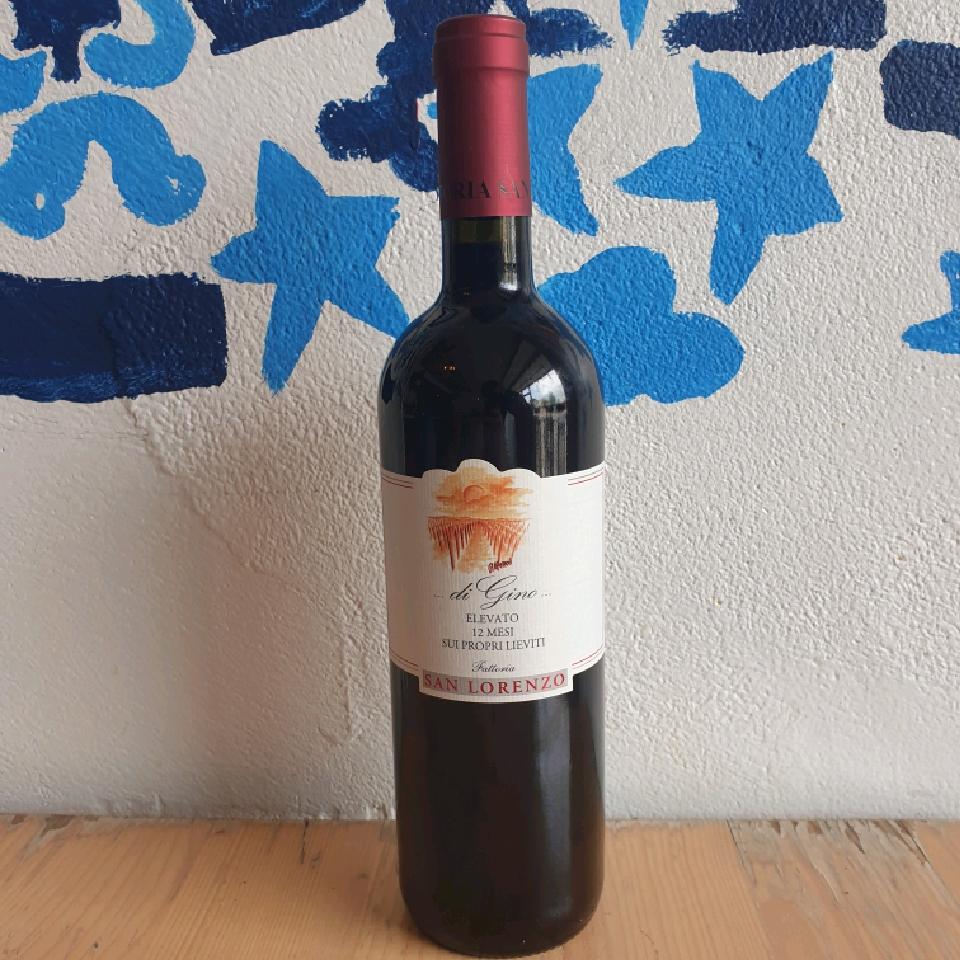 Fattoria San Lorenzo De Gino Elevato 12 Mesi |  Red Wine | Italy